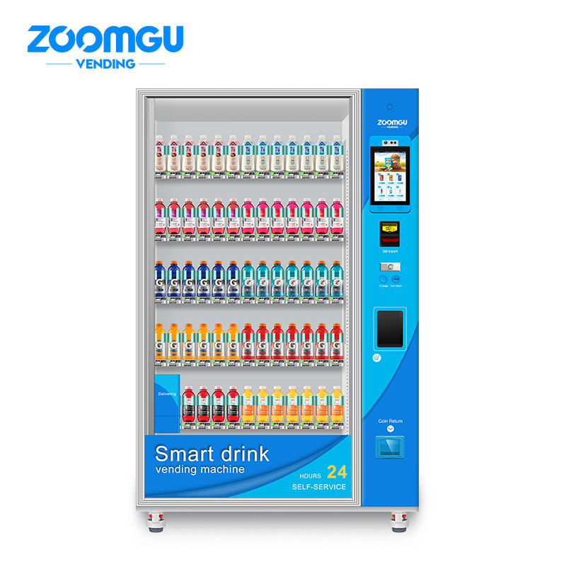 Zoomgu Popular Drink Contatti Machine