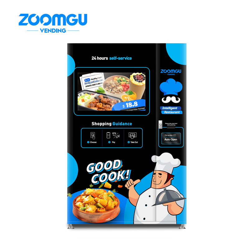 Zoomgu Hot Food Meal Prep -automaatti