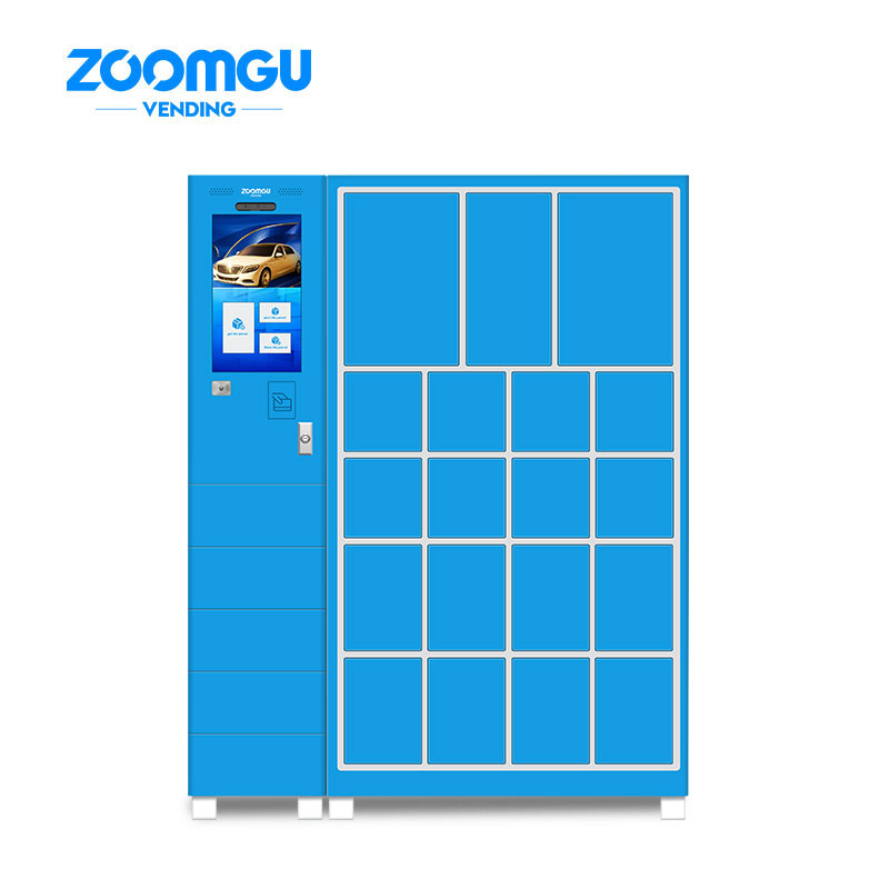 ʻO Zoomgu Intellect Parcel Delivery Smart Parcel Locker